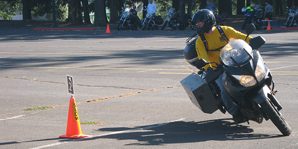 Rider training is essential to staying safe on the road.